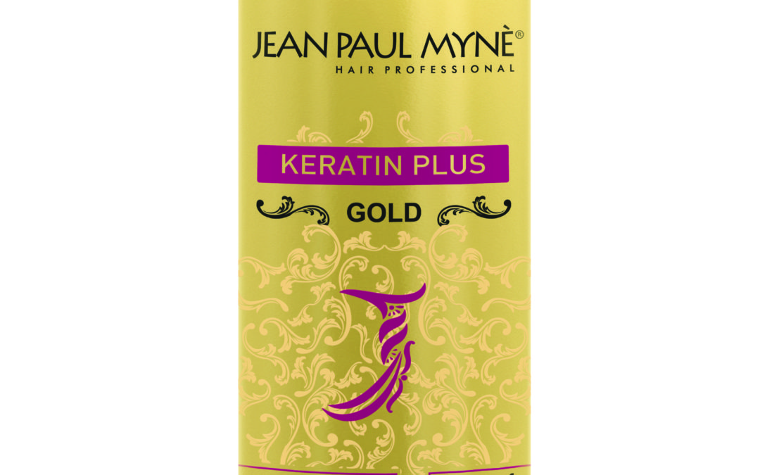 KERATINE PLUS GOLD EXCLUSIVE SMOOTHING TREATMENT