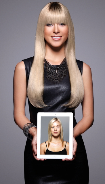 Salon The Art Of Style is ook hét adres voor extensions.