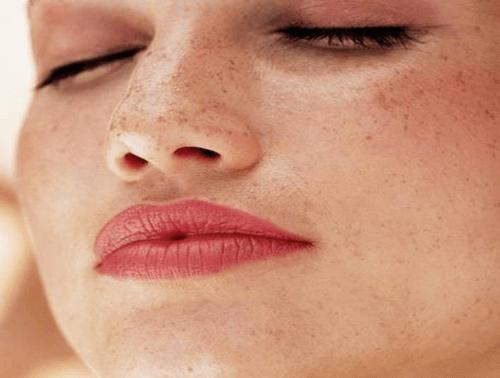 Actie schoonheidsbehandeling