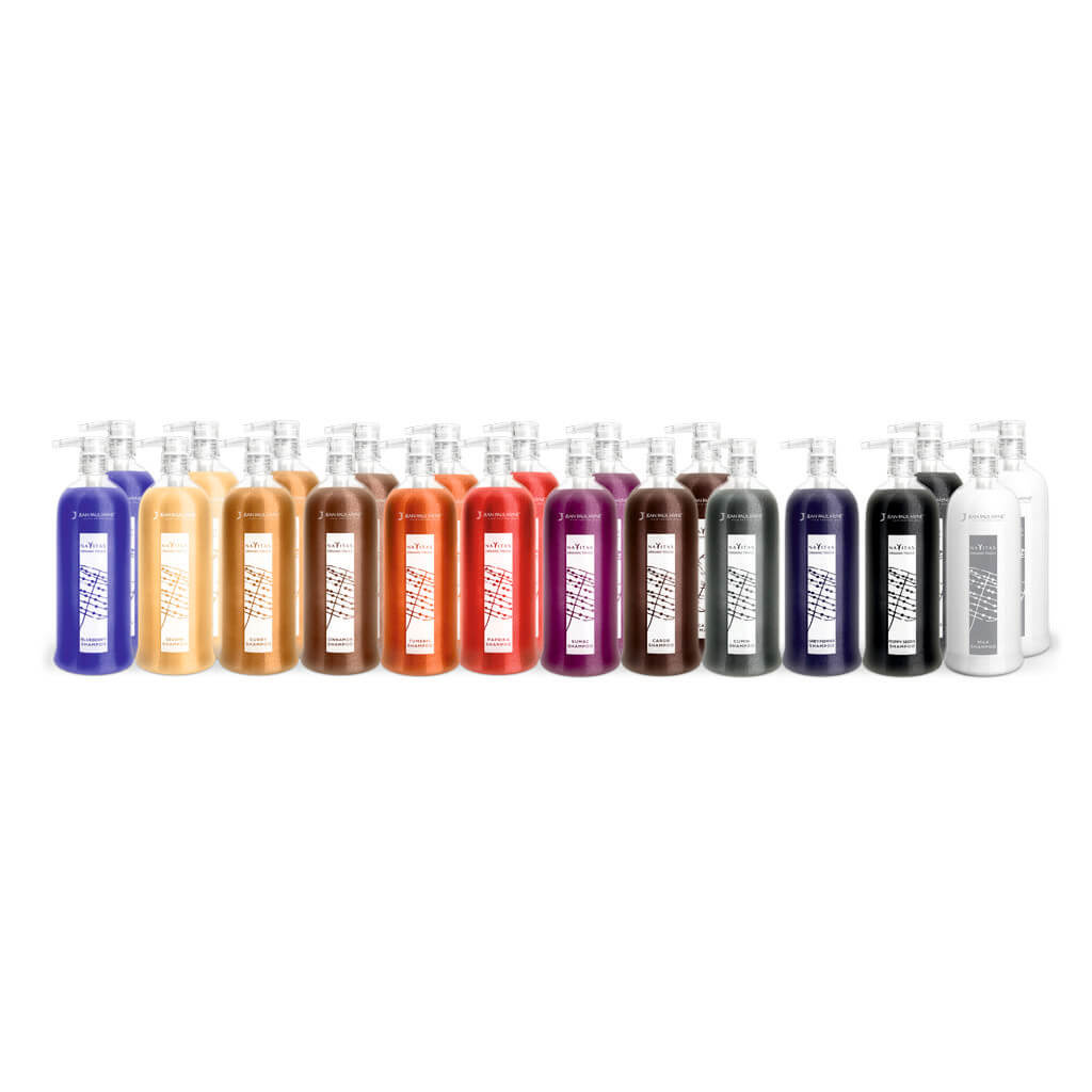 navitas organic touch kleurshampoo kleurmasker